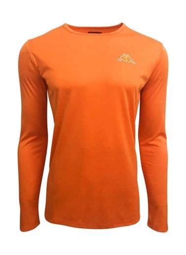 Kappa Poly T-Shirt Uk Carpo Oranj